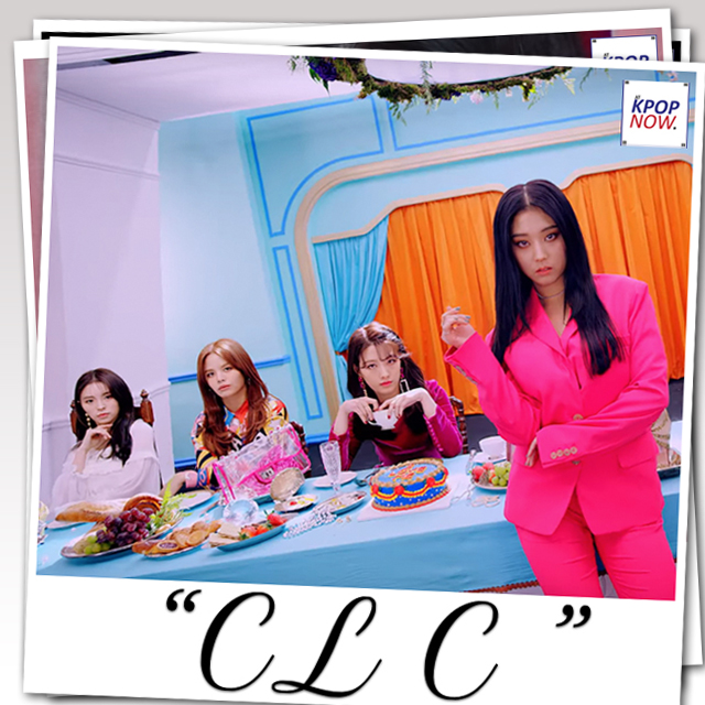 "CLC are fierce queens in MV ""No""!"