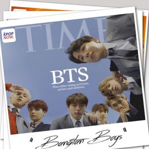 BTS Time Polaroid by AT KPOP NOW