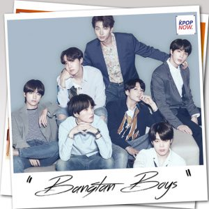 Polaroid BTS by AT KPOP NOW
