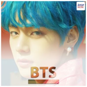 BTS V Fade by AT KPOP NOW