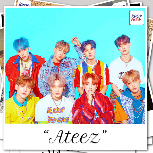 "ATEEZ lights up lights up the sky with ""Aurora""!"