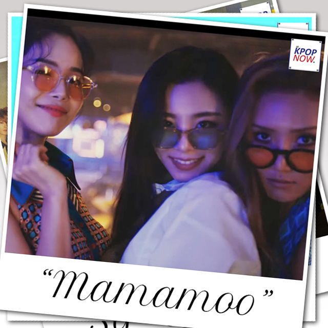 "MAMAMOO glam it up in new mv ""Gleamy""!"