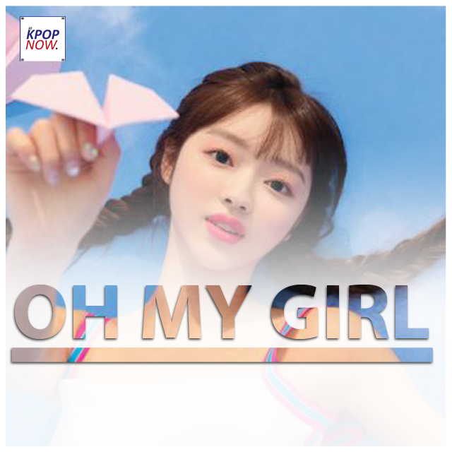 "OH MY GIRL release summer vibes with ""Bungee"" mv!!"