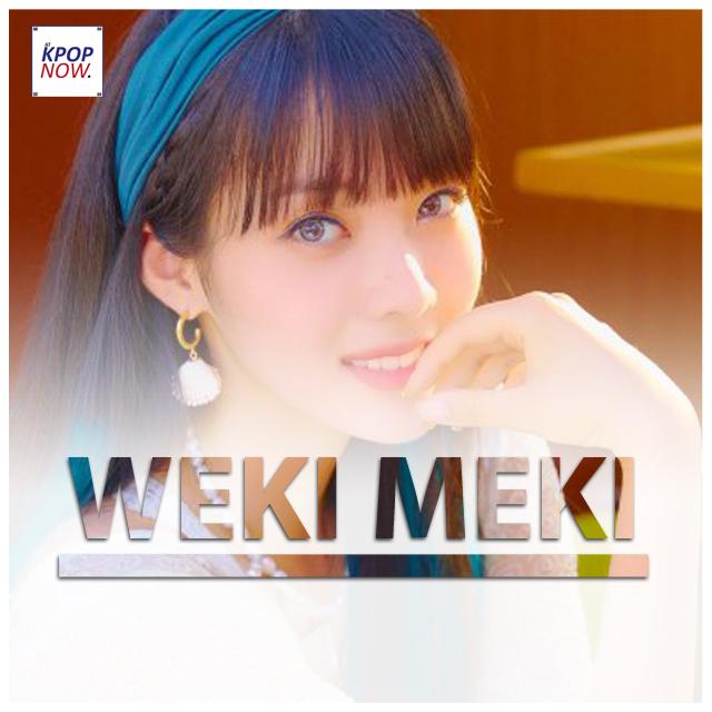 """WEKI MEKI release summer bop """"Tiki-Taka"""" mv!"""