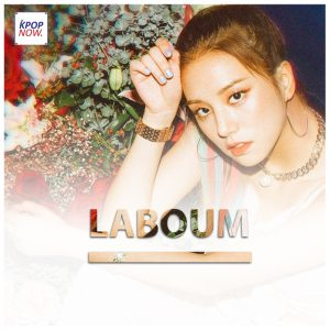 LABOUM SOLBIN fade by AT KPOP NOW