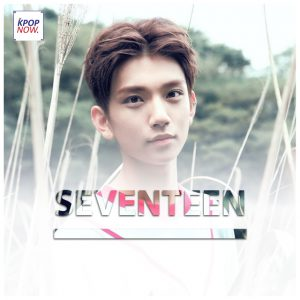 SEVENTEEN JOSHUA fade by AT KPOP NOW