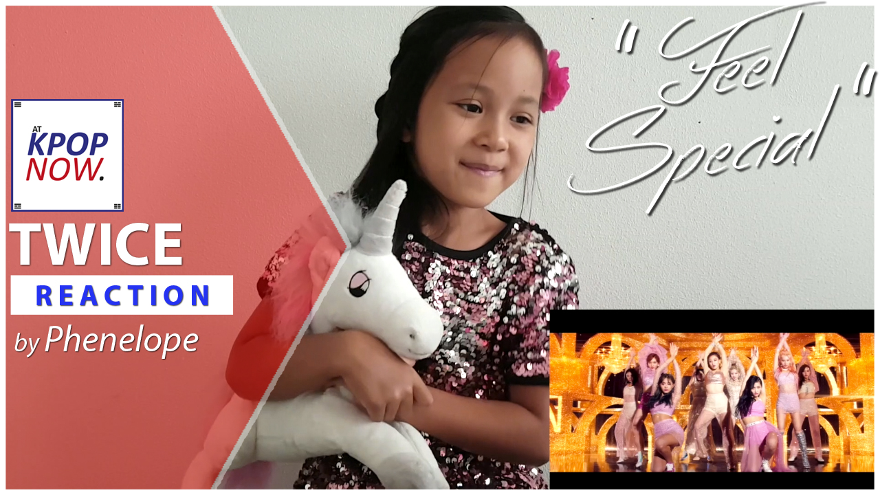 "WATCH: ""TWICE – Feel Special"" reaction video by Phenelope!"