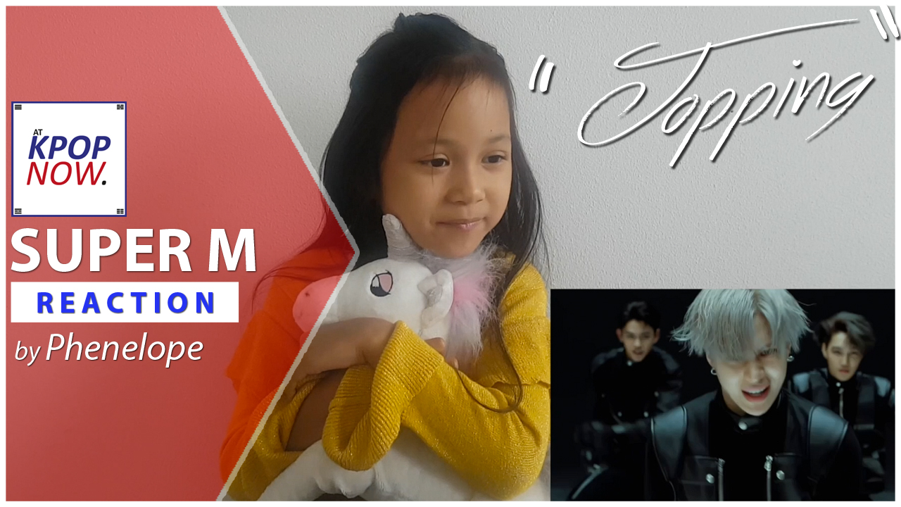"WATCH: ""SUPER M – Jopping"" reaction video by Phenelope!"