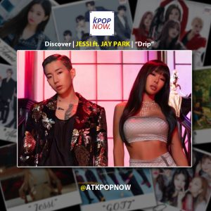 JESSI JAY PARK Discover design by AT KPOP NOW