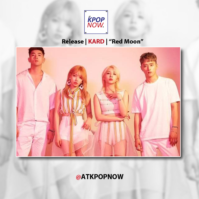 "KARD drops winter anthem mv ""Red Moon""!!"