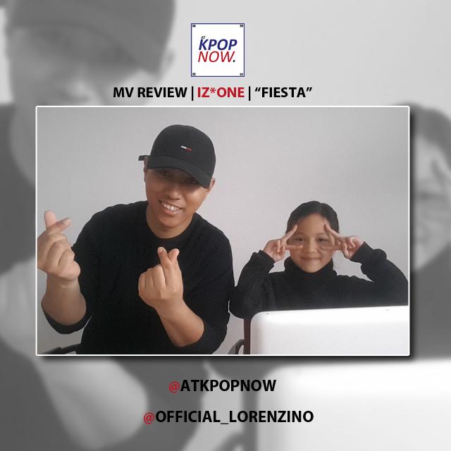 Watch: IZ*ONE (아이즈원) – Fiesta MV [ Reaction ]