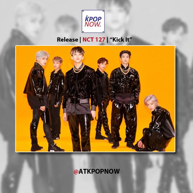 "NCT 127 release energetic performance mv ""Kick It"""