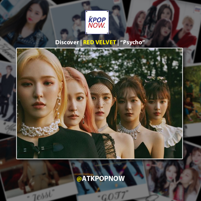 """Discover Music: Red Velvet – """"Psycho"""""""